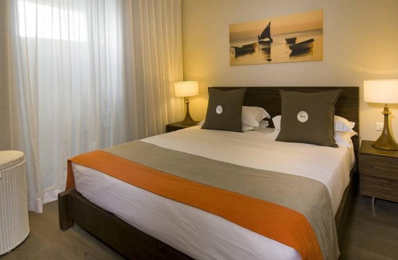 Location de vacances - Appartement à La Preneuse