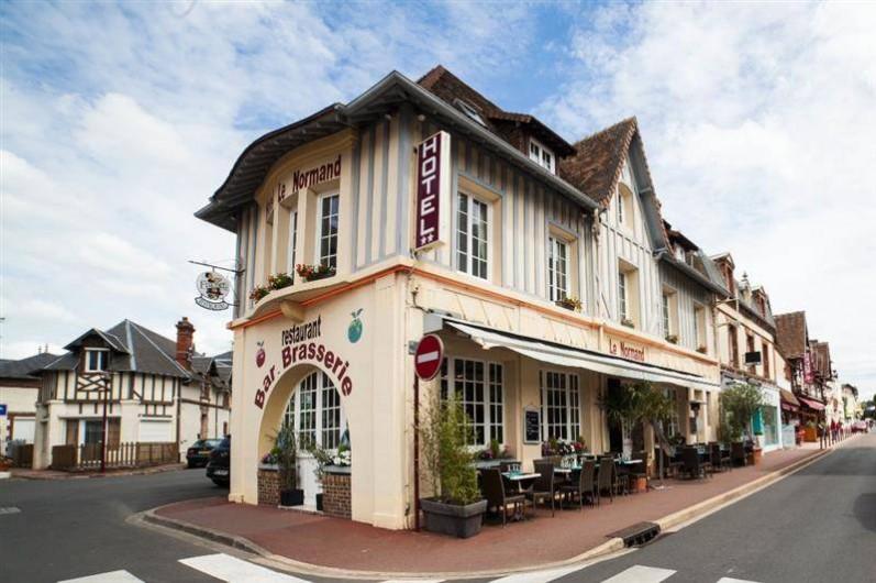 Location de vacances - Hôtel - Auberge à Houlgate