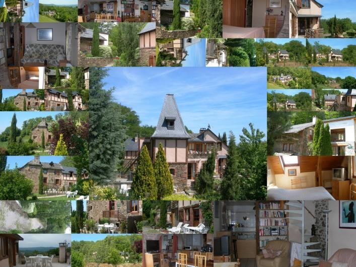 Location de vacances - Maison - Villa à Noalhac