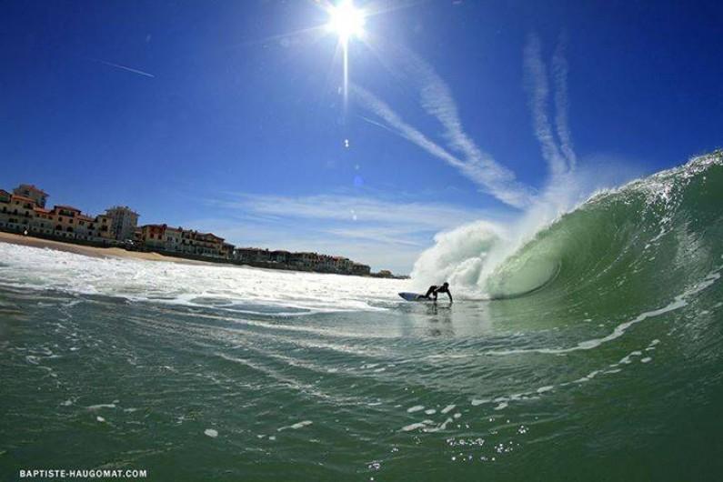 Location de vacances - Hôtel - Auberge à Soorts-Hossegor - Vague landaise, pays du surf