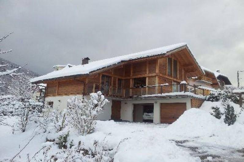 Location de vacances - Villa à Talloires-Montmin
