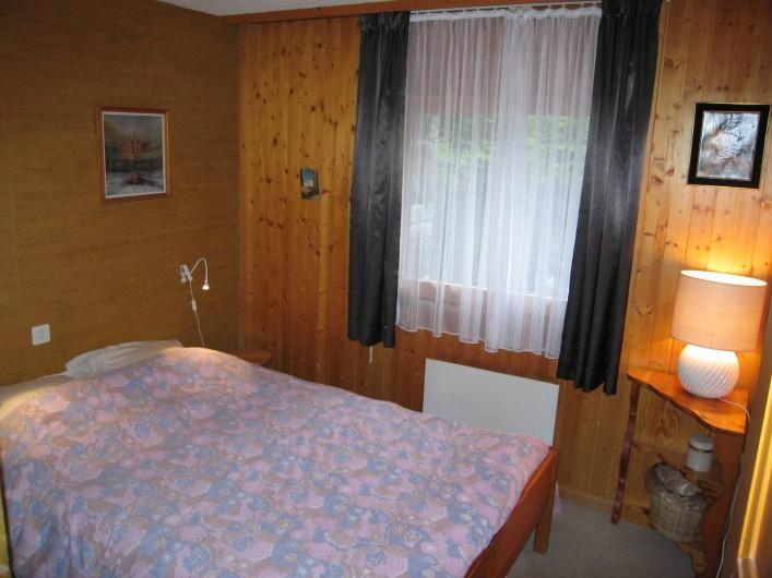 Location de vacances - Appartement à Verbier - Chambre 2