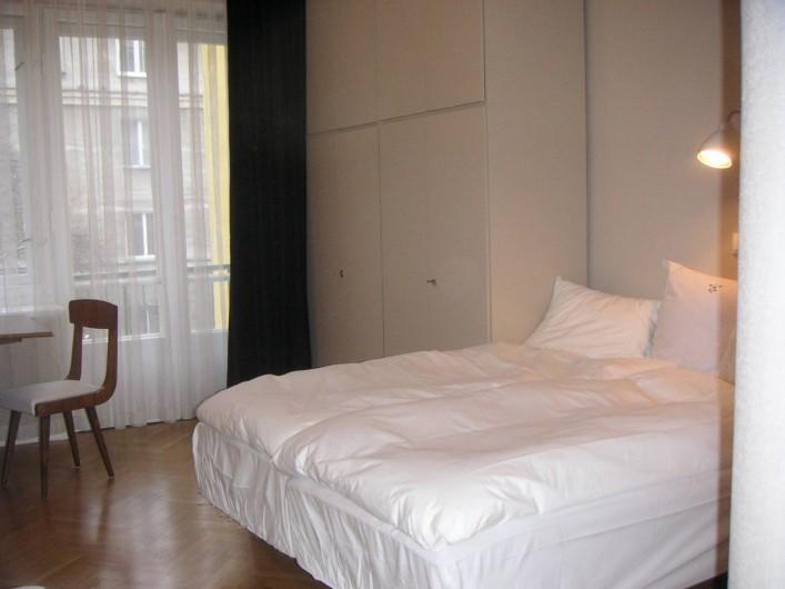 Location de vacances - Appartement à Varsovie - Chambre 1