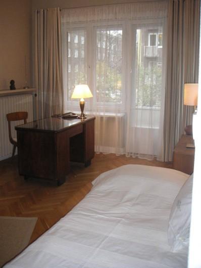 Location de vacances - Appartement à Varsovie - Chambre 2 (1 lit double ou 2x simples)