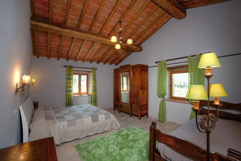 Location de vacances - Villa à Santa Brigida - Suite room in Villa Pergola