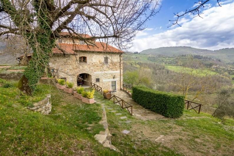 Location de vacances - Villa à Santa Brigida - House Panicale