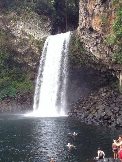 Location de vacances - Villa à Saint-Paul - cascade :bassin la paix