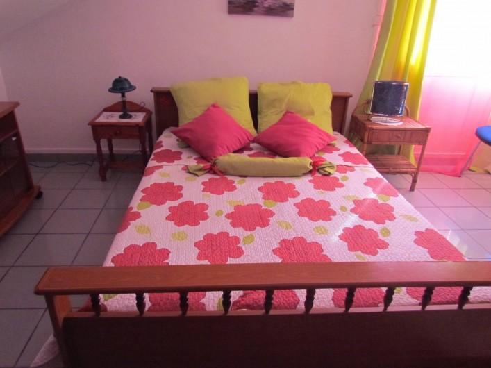 Location de vacances - Villa à Saint-Paul - chambre  2