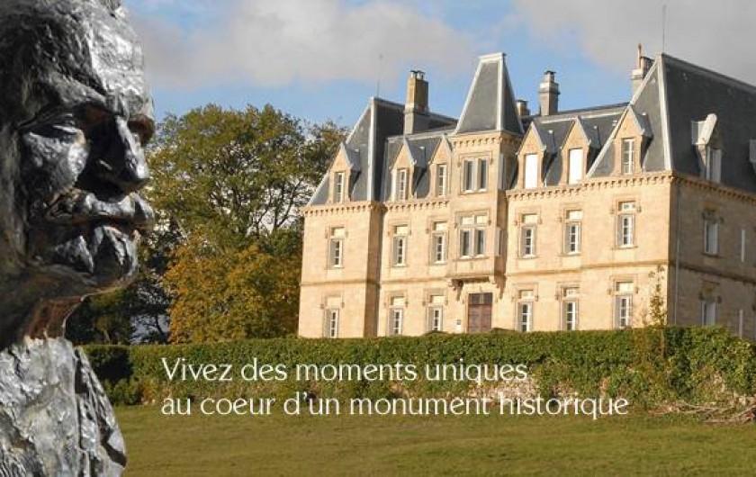 Location de vacances - Château - Manoir à Boffres