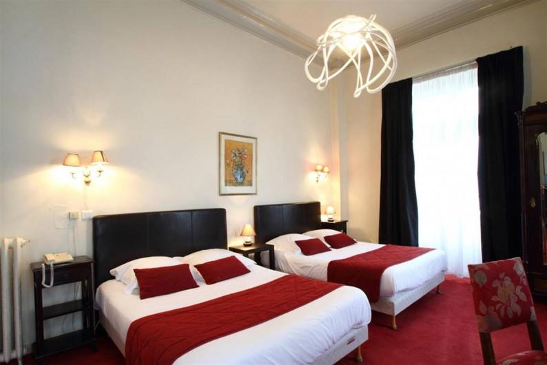 Location de vacances - Hôtel - Auberge à Morlaix - Junior Suite 104