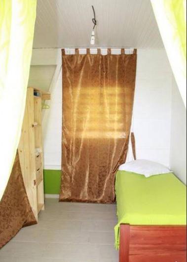 Location de vacances - Bungalow - Mobilhome à Rivière-Salée - Chambre n° 2