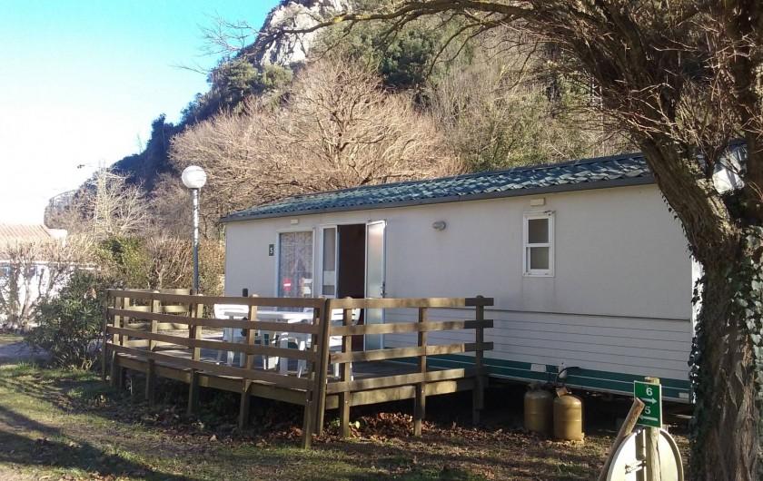 Location de vacances - Camping à Villefranche-de-Conflent