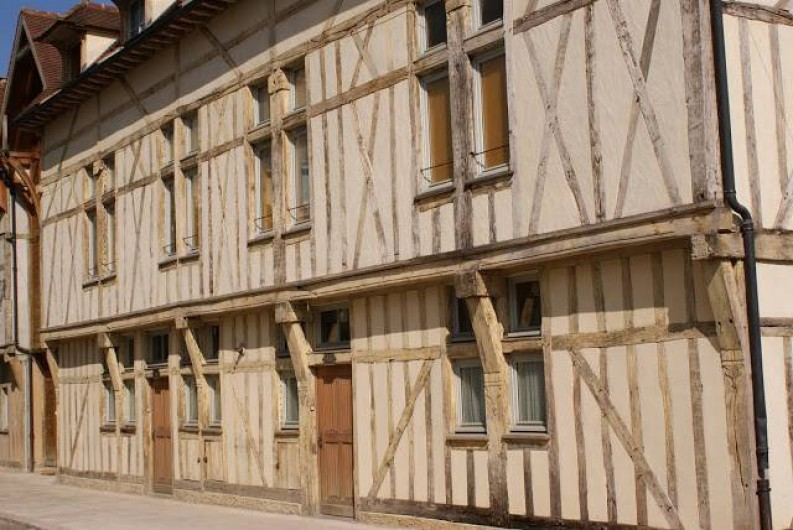 Location de vacances - Chalet à Géraudot - Troyes