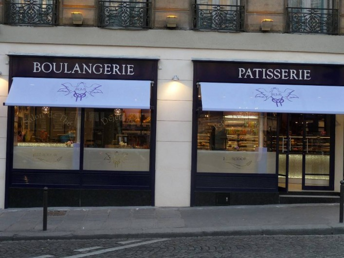 Location de vacances - Appartement à Champs-Élysées - Boulangerie de Quartier