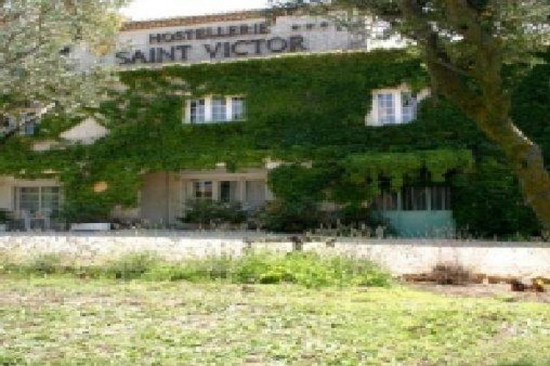 Location de vacances - Studio à Fontvieille