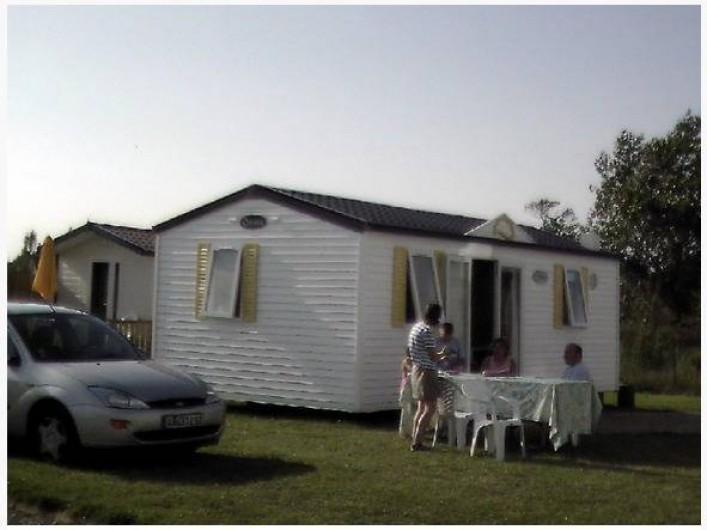 Location de vacances - Camping à Campigneulles-les-Grandes