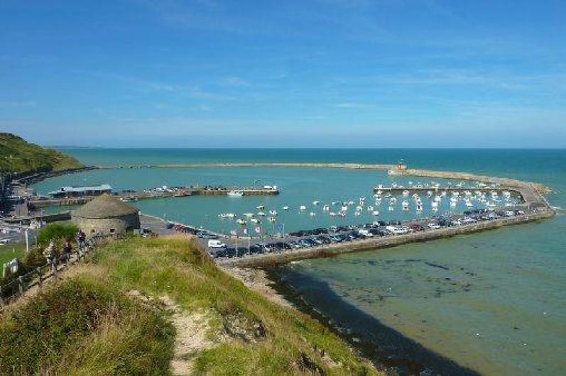Location de vacances - Gîte à Crouay - Port en Bessin