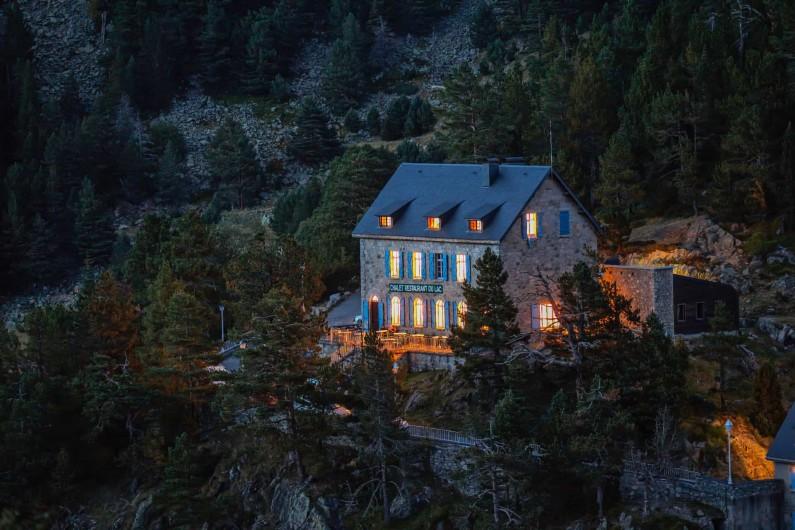 Location de vacances - Chalet à Aragnouet - chalet d'orédon