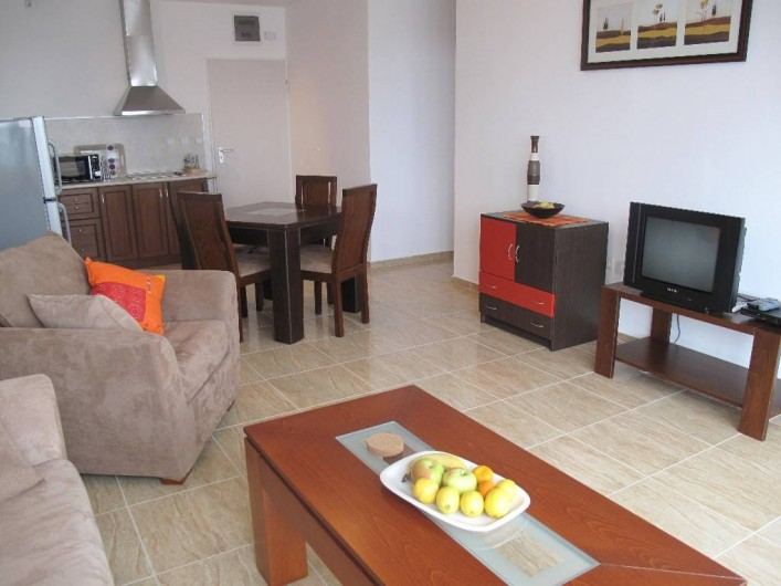 Location de vacances - Appartement à Aheloy - Appt 6 personnes