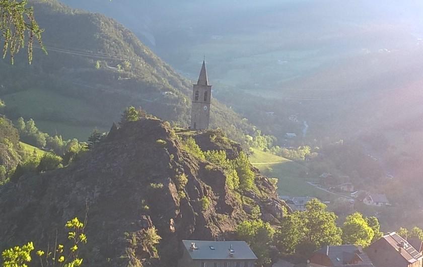 Location de vacances - Gîte à Méolans-Revel - les hauteurs de Méolans Revel