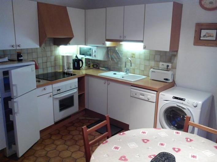 Location de vacances - Villa à Saint-Chaffrey - cuisine entièrement equipée