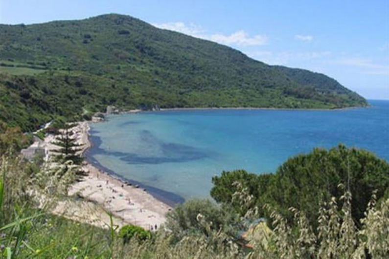 Location de vacances - Appartement à Agropoli - Une des nombreuses plages