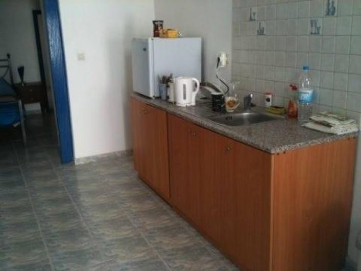 Location de vacances - Appartement à Mesaria - Tout le nécessaire.