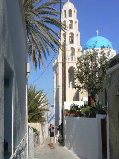 Location de vacances - Appartement à Mesaria - Le paradis pour les petits ..... et les moins petits !