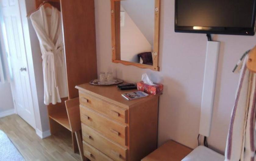 Location de vacances - Hôtel - Auberge à Sainte-Flavie