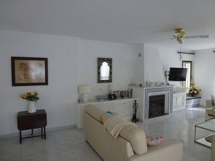 Location de vacances - Maison - Villa à San Andrés Golf - une autre vue du salon
