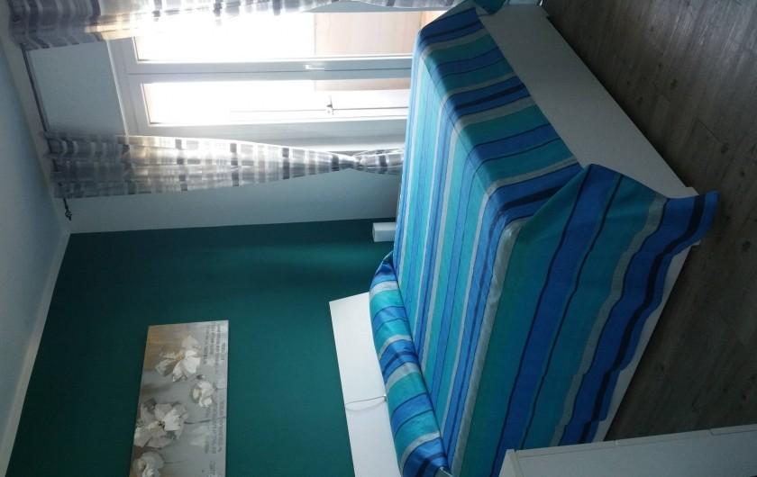 Location de vacances - Appartement à San Salvo Marina - Chambre