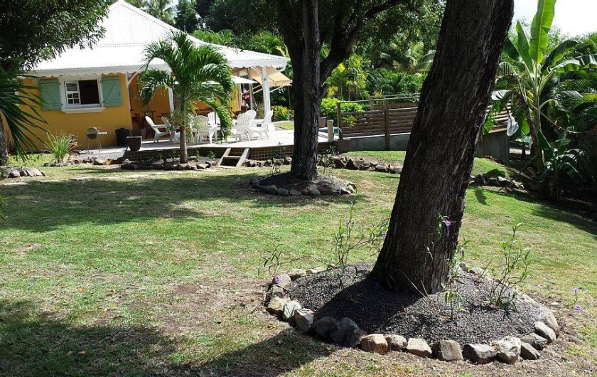 Location de vacances - Villa à Le François
