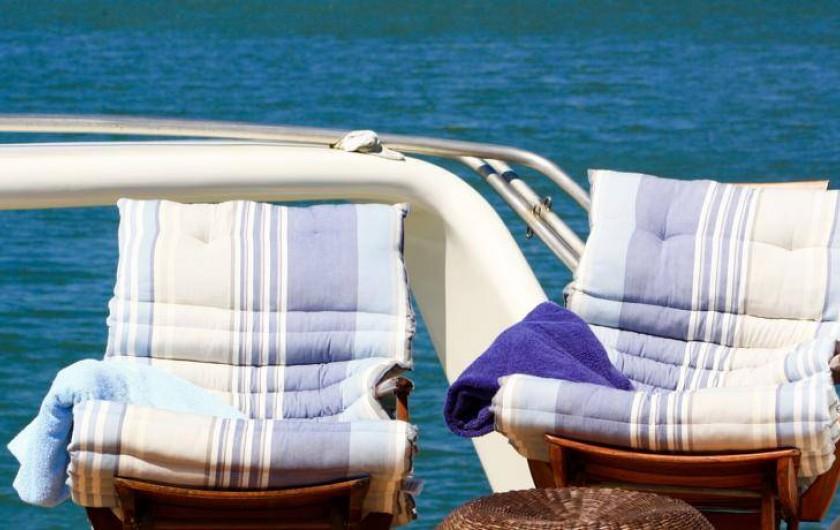 Location de vacances - Yacht à Deauville