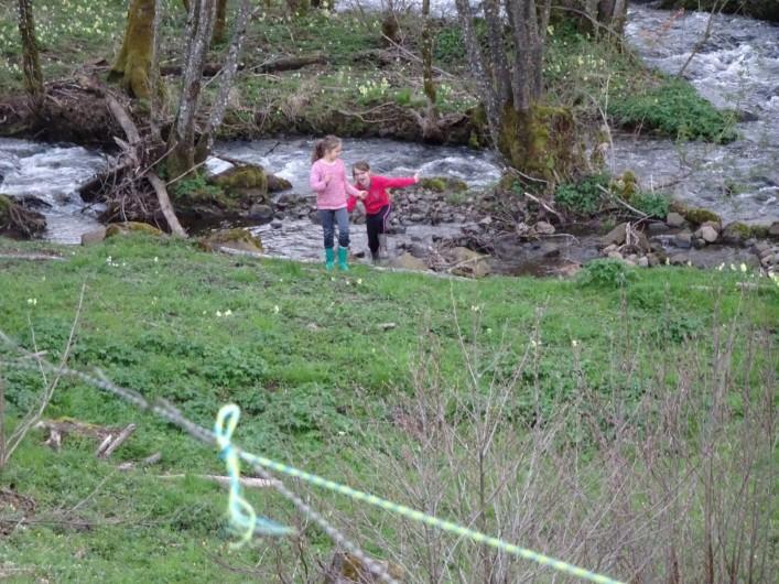 Location de vacances - Gîte à Valette - Le paradis pour les enfants