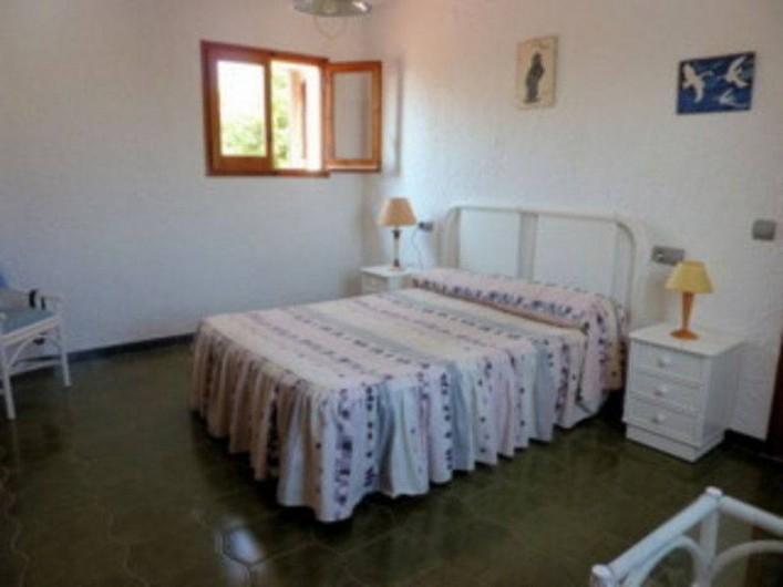 Location de vacances - Villa à L'Ametlla de Mar - chambre 1
