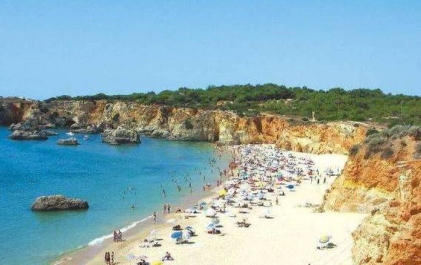 Location de vacances - Appartement à Faro - Plages de proximité