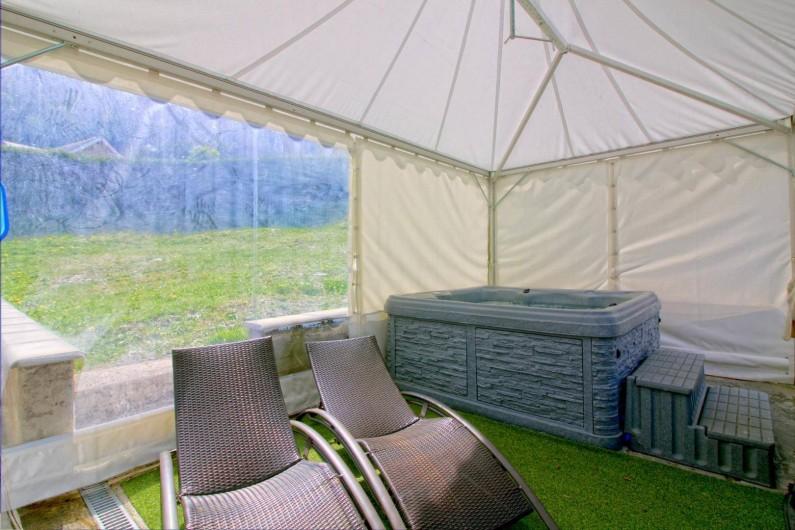 Location de vacances - Chalet à Cauterets - spa