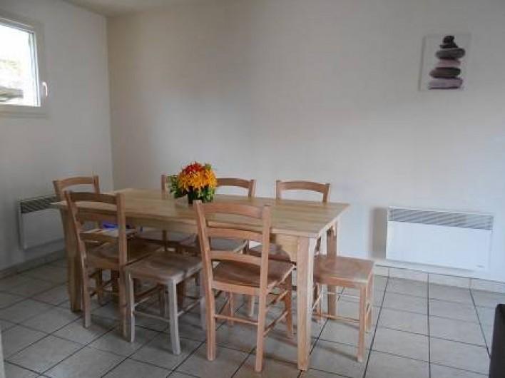 Location de vacances - Gîte à Luz-Saint-Sauveur - Salle à manger