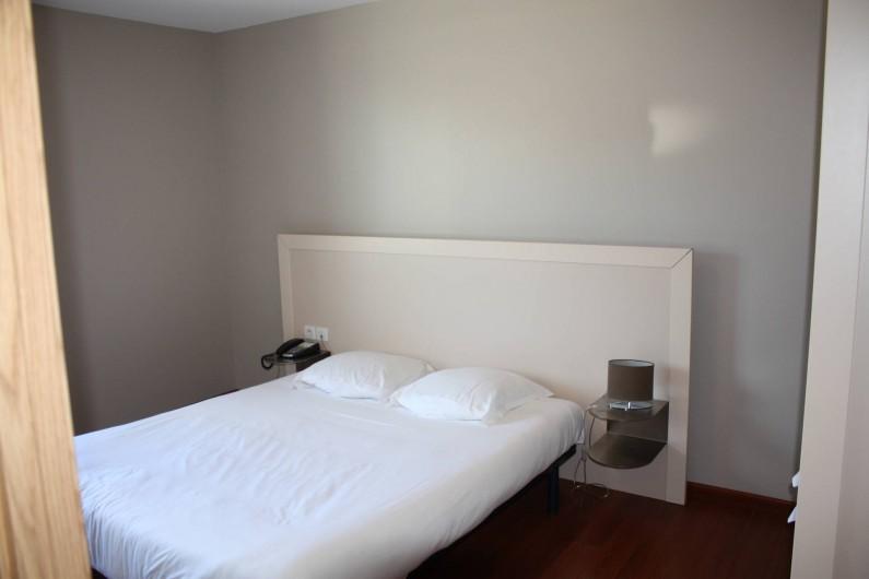 Location de vacances - Studio à Picherande - Chambre d'un T2