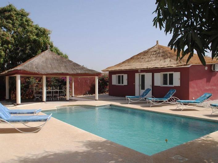 Location de vacances - Villa à Somone