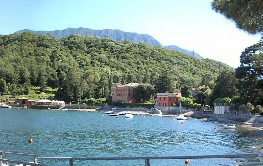 Location de vacances - Maison - Villa à Lenno - Golf Venere de Lenno
