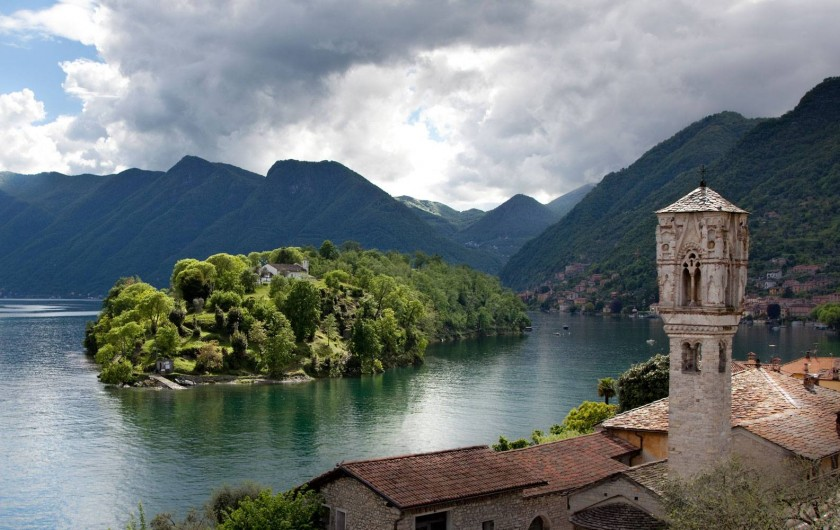Location de vacances - Maison - Villa à Lenno - Isola Comacina
