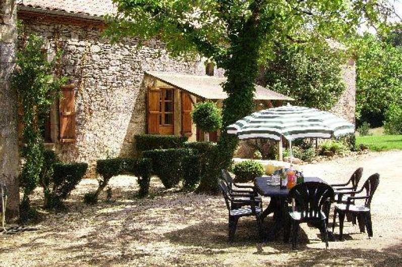 Location de vacances - Gîte à Cuzorn