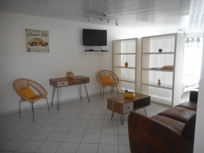 Location de vacances - Maison - Villa à Bordeaux - terrasse