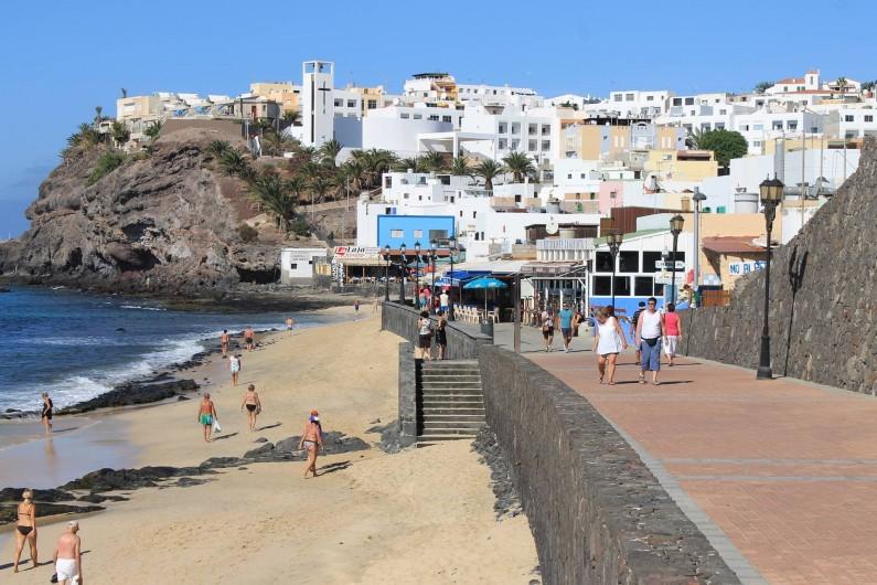 Location de vacances - Appartement à Morro Jable - Promenade des Restaurants Morro Jable
