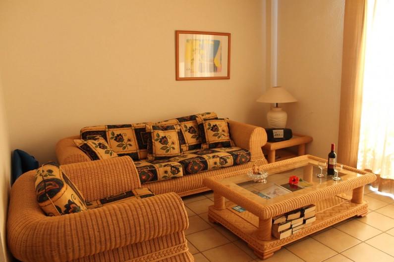 Location de vacances - Appartement à Morro Jable - Salon
