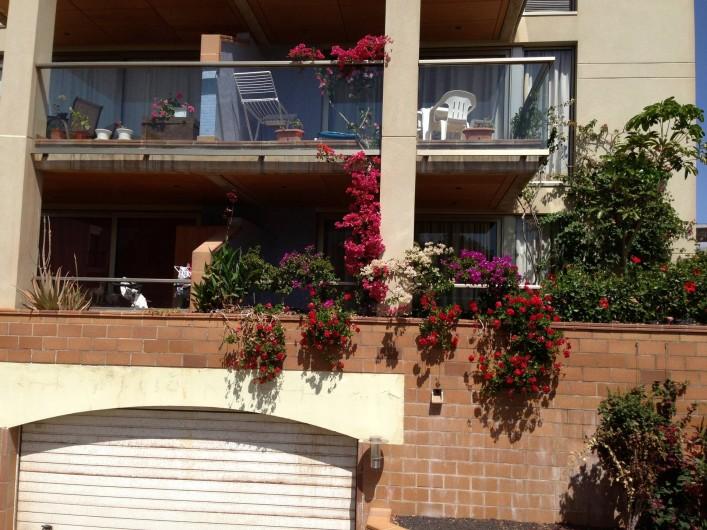 Location de vacances - Appartement à Morro Jable - vue des l´exterieur