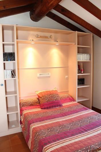 Location de vacances - Chambre d'hôtes à Porticcio - Chambre 4 sur façade arrière