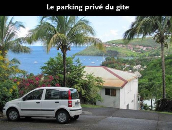 Location de vacances - Studio à Bouillante - Chambres d'hotes