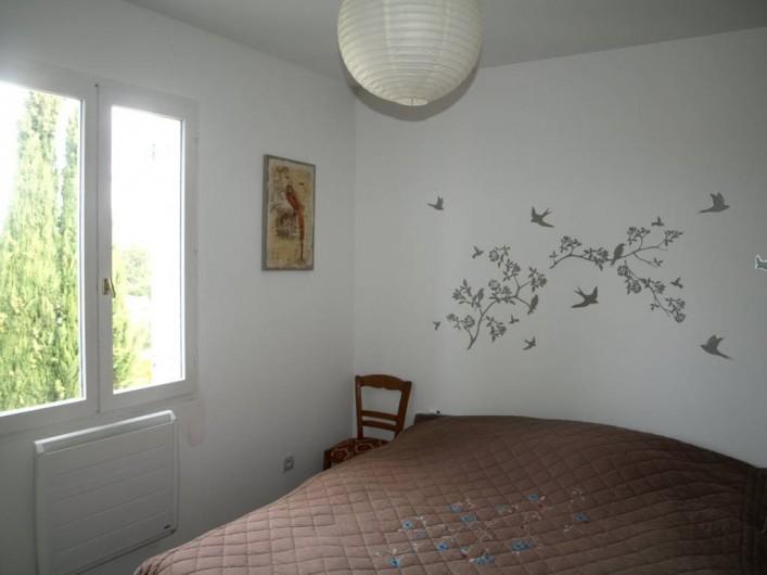 Location de vacances - Villa à Alleins - Chambre d'amis 11m2